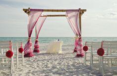 beach mandap