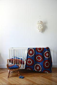 Batik prints / Get started on liberating your interior design at Decoraid (decoraid.com).