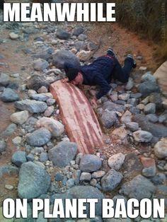 Planet #bacon