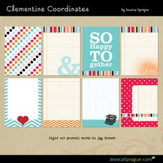 Project Life Journaling Card Freebie