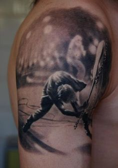 Amazing tattoo! For more guitar articles, visit www.guitarjar.co.uk