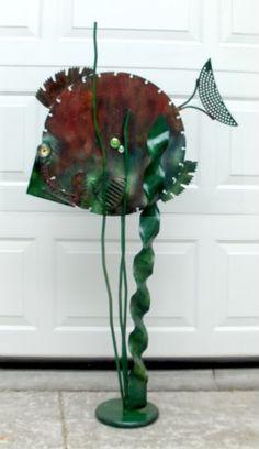 Metal Creations :: Fish by r_murray image by sangaree_KS - Photobucket