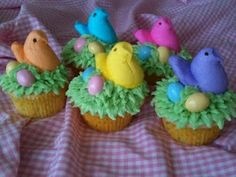<3 Easter Cupcakes | EASTER IDEAS