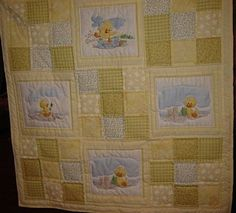 free quilt patterns for kids | Pattern Baby Quilts - My Patterns