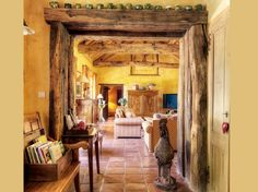 authentic French farmhouse - and most definitely could live in France!