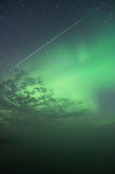 Fireball  Taken by Lauri Koivuluoma on September 7, 2014 @ Pudasjärvi, Finland