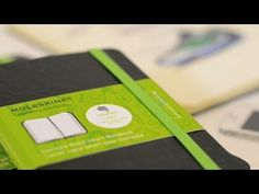 Evernote Smart Notebook by Moleskine... GREAAAAT! I'm Moleskine fan... and Evernote lover....