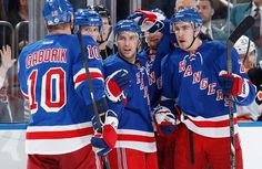 Flyers fall Victim to Rangers' Callahan, Nash