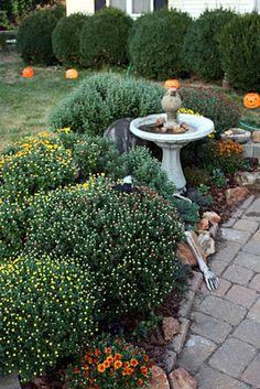 Sweet Something Designs: Halloween Scenery