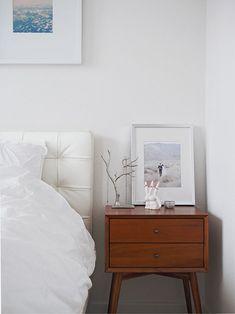 idea, bedsid tabl, bedroom redec, hous, end tables
