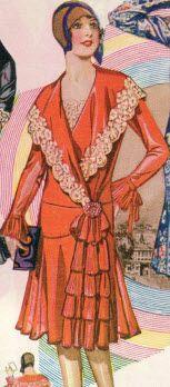 vintag fashion, 1920s fashion, fashion plates, vintag style, fashion vintag, fashion illustr, fashion 1929, 1920s millineri
