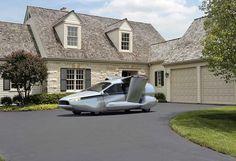 flying car | flying car 3 Terrafugia TF X: The Real Flying Car