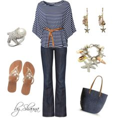 """Dinner at the beach"" by shauna-rogers on Polyvore"