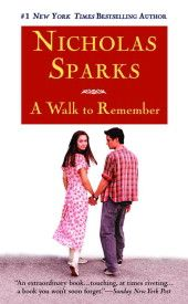 One of the first Nicholas Sparks books I ever read