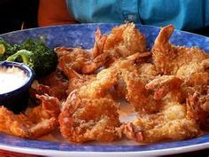 Red Lobster Restaurant Copycat Recipes - Coconut Shrimp and Dipping Sauce