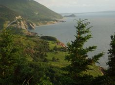 CAPE BRETON -- One-fifth of Cape Breton is preserved as a national park, laced by 25 hiking paths and looped by the Cabot Trail, a 186-mile driving route frequently ranked among the world's most spectacular.  http://on.natgeo.com/1eauKbq
