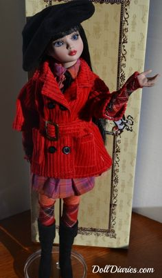 Doll of the Day – Ellowyne Wilde Plaid to Meet You