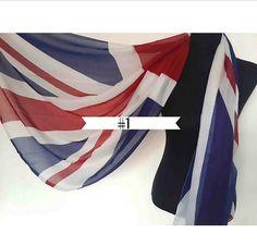 british flag scarf