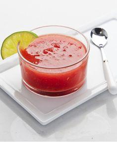 Watermelon Gazpacho Giada