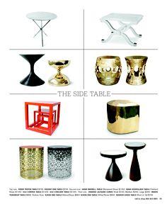The Side Table #stylecraftjoy