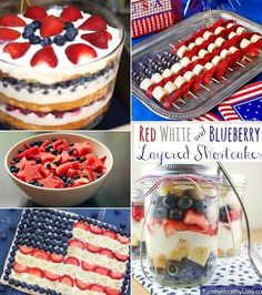19 Sweet Ideas For 4th of July-great ideas for the 4th