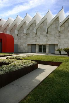 Resnick Pavilion LACMA, Los Angeles  Renzo Piano Building Workshop, 2010