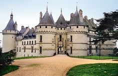 Chaumont Chateaux, Liore Valley, France