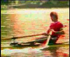 ▶ Rowing - 1X World Championships 1982 - Sliding riggers - YouTube It's amazing how little check there is on the stern.