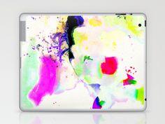 Hey-Fever Laptop & iPad Skin by Gréta Thórsdóttir - $25.00
