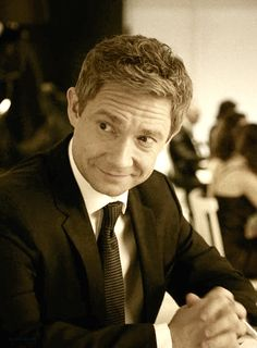 Martin as Lester. That face...