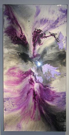 Resin Art Gallery. 'Let Art Shine!'