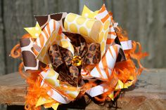 Fall Boutique Bow.