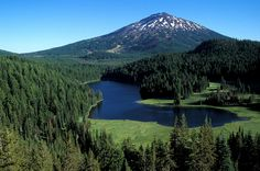 Todd Lake, Oregon