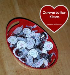 4 You With Love: Conversation Kisses