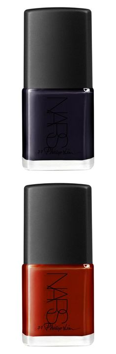 Gorgeous colors for fall | 3.1 Phillip Lim for NARS Nail Polish.