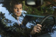 First Look At '50 Shades Of Grey' Shows Christian In A Car
