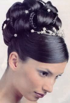 Formal Hairstyles for Teens | Prom Hair Styles - Black Prom Hairstyles - Zimbio