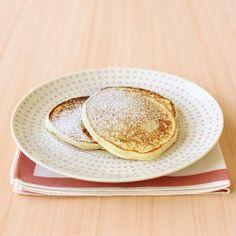 Fluffiest pancakes ever! Secret: Ricotta :)
