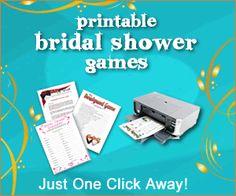 Kitchen Tea Games bridal kitchen tea games