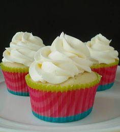 Zainab's Lemon Cupcakes with Lemon Buttercream