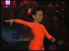 Aaron & Daniela - Ballroom Dancing Kids on Dancing With the Stars