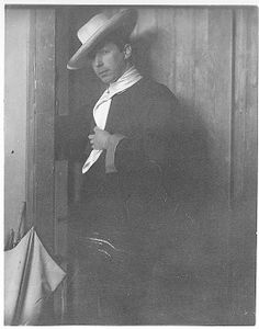 A Mexican Sarah Choate Sears (American, 1858–1935) Person in Photograph: Adolf de Meyer (American (born France), Paris 1868–1949 Los Angeles...