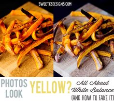 fix yellow photos with white balance- easy tips to set your camera correctly or edit to get the right colors!