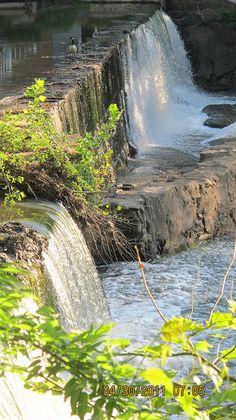 Lassiter Mills Dam, Raleigh