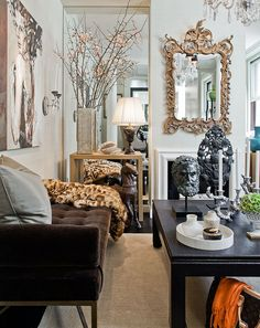 My Notting Hill: Beacon Hill's Cynthia Driscoll Interiors:  eclectic
