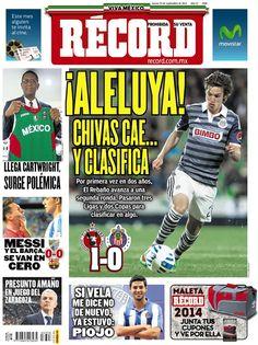 México - 25 de septiembre del 2014 RÉCORD