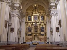 Iglesia de San Cayetano,Madrid