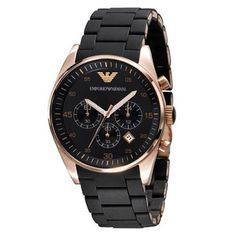 Best Review for Emporio Armani Men's Silicone Black Chronograph Watch Ar5905 + Warranty! – Armani Watches For Men | Mens Watches Store & Rev... Visit Site for more information and where to buy.