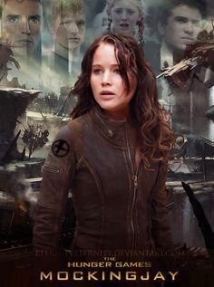 The Hunger Games: Mockingjay by EternityEternity.deviantart.com on @deviantART