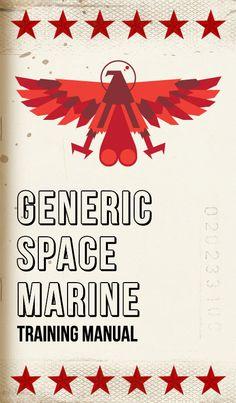 Generic Space Marine Training Manual